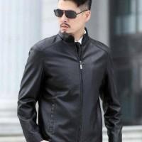 Jual jaket kulit pria domba super asli 01 Murah