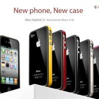 Spigen / SGP iPhone 4 / 4S Case Neo Hybrid OEM