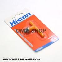 Kunci Kepala Bor 10 Mm Hi-con