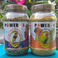 harga Makanan / Pakan Burung Love Bird & Kenari Power-r (bird Food) Harian Tokopedia.com