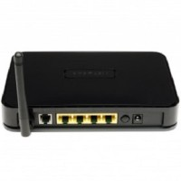 Modem Router Wireless-N Netgear DGN1000 with ADSL2/2+ 4 LAN for Speedy