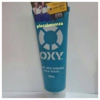 Oxy Deep Sea Mineral Face Wash