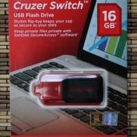 Flashdisk SANDISK CZ52 Cruzer Switch 16GB