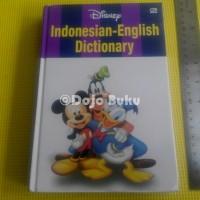 Kamus Disney Indonesian English Dictionary - Bahasa Indonesia Inggris
