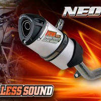 Knalpot Nob1 Neo SS Dualsound YAMAHA JUPITER New MX / Old MX