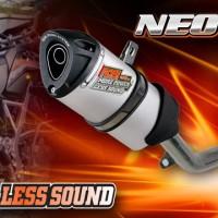 harga Knalpot Nob1 Neo Ss Honda Tiger & Revo Tokopedia.com