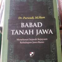 Babad Tanah Jawa - Dr. Purwadi