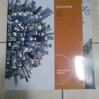 harga Accounting 25ed Tokopedia.com