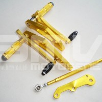 harga Footstep Depan / Underbone Satria Fu 150 Full Cnc Impor Gold Tokopedia.com