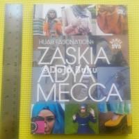 Hijab Fascination Zaskia Adya Meca (Bonus DVD) Inspirasi Busana Hijab