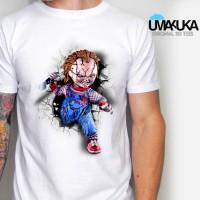Kaos 3D Umakuka - CHUCKY DOLL