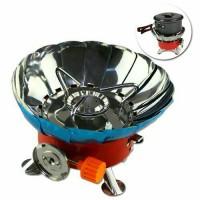 harga Kompor Gas Portable Windproof Untuk Kemping/Camping Tokopedia.com