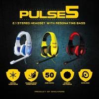 ARMAGGEDDON PULSE 5 GAMING HEADPHONE