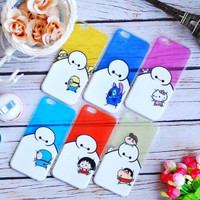 BAYMAX CARTOON CASE FOR SAMSUNG GRAND DUOS/GRAND 2/GRAND PRIME/ S4/ S5