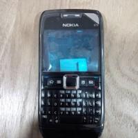 Casing Nokia E71 fullset [hitam]