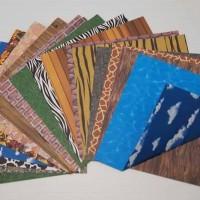 Jual Origami kertas lipat paper craft Wildlife Murah