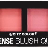 City Color Intense Blush Quad - Collection 3