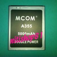 Baterai Mito A355 Merk Mcom