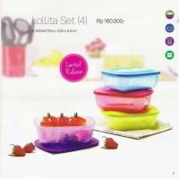 Lolita Set Tupperware (satuan)
