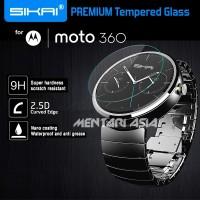 harga Sikai Premium Tempered Glass Sp For Moto 360 Tokopedia.com