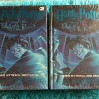 harga Harry Potter Dan Orde Phoenix #5 ( Jk Rowling ) Tokopedia.com