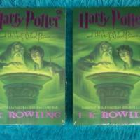harga Harry Potter Dan Pangeran Berdarah - Campuran #6 ( Jk Rowling ) Tokopedia.com