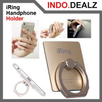 iRing Handphone Holder Stand Samsung iPhone Android Xiaomi Grosir