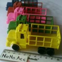 Mainan mobil Truk Jadul 90 an