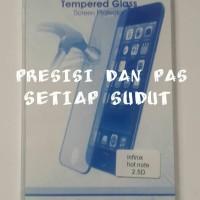 Anti Gores Kaca Tempered Glass Infinix Hot Note X551