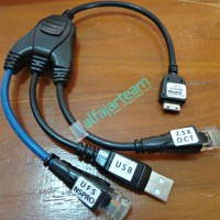 Cable Samsung E210 / 1080 3in1 ( Ufs + Usb + Z3x ) Gpg