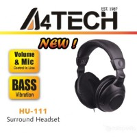 Headset Gaming A4Tech HU-111