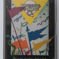 kaset pita tape recording bekas lagu rohani kristen