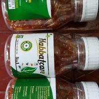 Habbat Care 5 in 1 ( Propolis + Garlic oil + Salmon Fish oil ) isi 200
