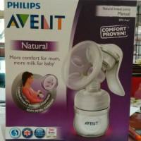 Breast Pump Avent Manual / Pompa Asi Avent Manual