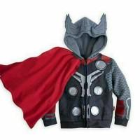 Jaket Anak SAMGAMI Thor Avengers Super Hero