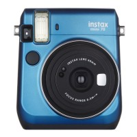 Jual Fujifilm Instax Mini 70 Instant Camera (Island Blue) Murah