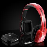 UNIV Kunai ST Wireless Gaming Headset (White / Black / Red)