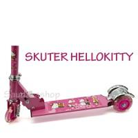 harga Skuter / Otopet / Skuter Anak Motif Keren Hello Kitty Tokopedia.com