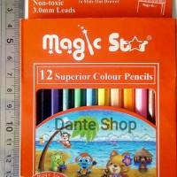 Pensil Warna / Magic Star