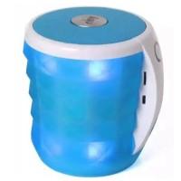 NBY Flash Light Bluetooth Portable Speaker