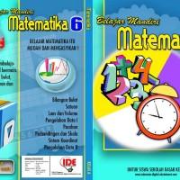CD PELAJARAN MATEMATIKA SD KELAS 6 KTSP
