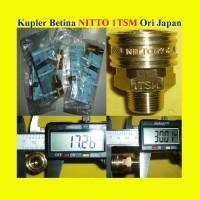 Coupler / Kupler Betina Merk Nitto Ori Japan 1 TSM