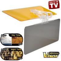 HD Vision Visor Clear View (Mengurangi Silau Lampu/Matahari)