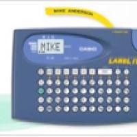 Casio Label Printer - Termasuk 9mm Tape Catride