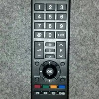 REMOT / REMOTE TV LCD LED TOSHIBA CT-90336 ORIGINAL