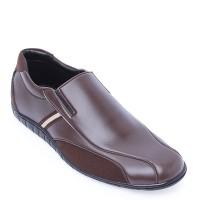 harga Edberth Leather Shoes - Ed Turin Brown Tokopedia.com
