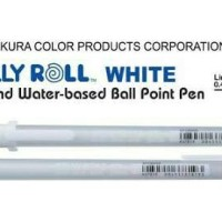 SAKURA GELLY ROLL PEN WHITE