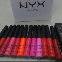 NYX GIRLS BLACK LABEL MATTE NEW LOVES