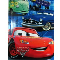 BKT01 - Buku Tulis Buku Memo Buku Catatan Buku Harian Stiker Cars