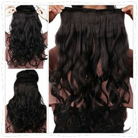Jual Hair Clip Big Layer Curly Revo / hairclip Murah
